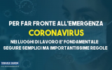 Informazioni Coronavirus dipendenti