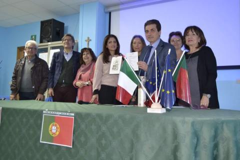 Progetto scambio-asl Rosolini-Cascais (PT)