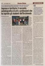 Articolo Corriere Elorino